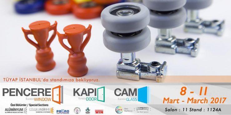 Avrasya 2017 Fuar - Kupa Cam Balkon