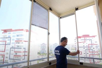 Installation Process of Orion - Double Glazed System