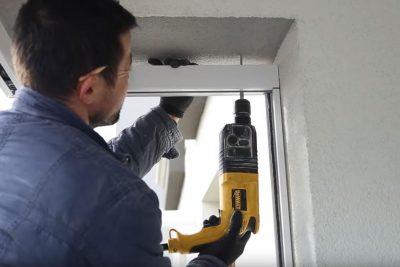 Cam Balkon Montaj Aşaması - KUPA 3 Katlanır Sistem